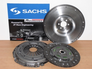 Spojkový kit Sachs Race VW / Audi / Seat / Škoda 1.8T/TDI 6-st. 240mm. Do výkonu