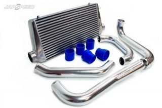 Intercooler kit Japspeed Toyota Supra Mk4 JZA80 2JZ-GTE Twin Turbo (92-02).