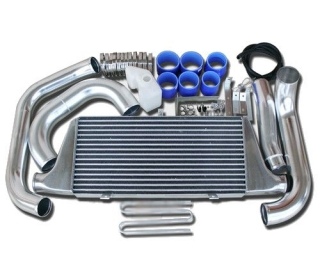 Intercooler kit Toyota Supra Mk4 JZA80 2JZ-GTE Twin Turbo (92-02)