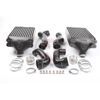 Intercooler kit Wagner Tuning pro Porsche 996 911 Turbo/Turbo S (00-06) - EVO1.