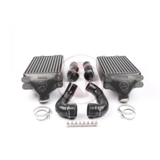 Intercooler kit Wagner Tuning pro Porsche 997/1 911 Turbo 480PS (06-08) - EVO1.